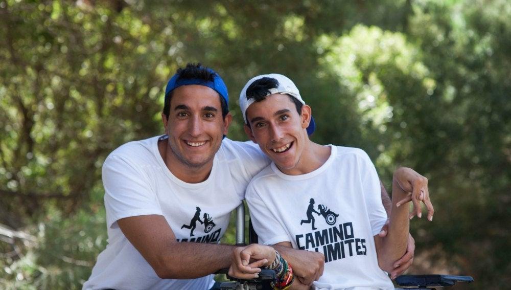 Oliver y Juan Luis