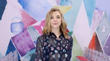 Natalie Dormer en la semana de la moda de París