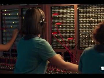 Frame 5.303111 de: 'Las Chicas del Cable' cogerán el teléfono en Netflix a partir de abril
