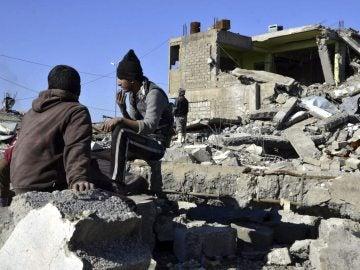 Mosul, azotada por la miseria y el hambre del Daesh