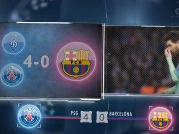 Frame 40.146664 de: Estadísticas sobre la jornada de Champions Total: 5 cosas que debes saber sobre Real Madrid y Barcelona
