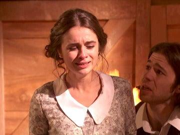 Damián amenaza a Beatriz