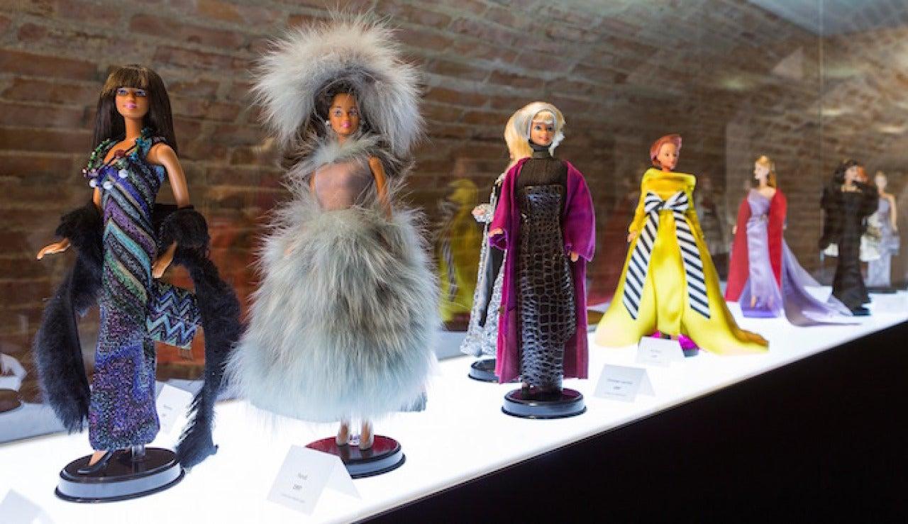 Exposición Barbie