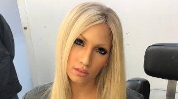 India Martínez imita a Christina Aguilera en 'Tu cara me suena'