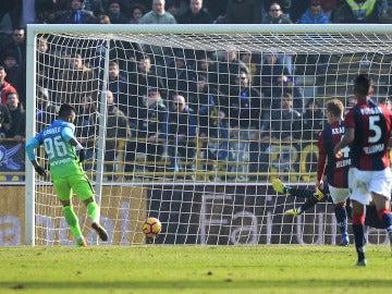Gabriel Barbosa logra el gol de la victoria del Inter