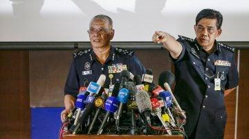 Conferencia de la policía de Malasia