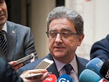 El delegado del Gobierno en Cataluña, Enric Millo