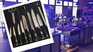 Gana una manta de cuchillos Quttin y conviértete en un auténtico 'Top chef'
