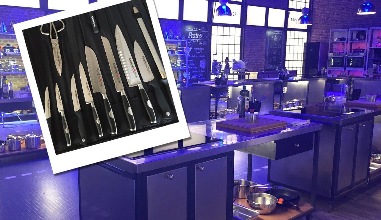 Súper concurso cuchillos 'Top Chef'
