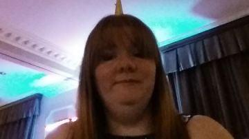 Kelly Fidoe-White, la joven que padece la enfermedad