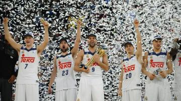 El Real Madrid, campeón de la Copa del Rey