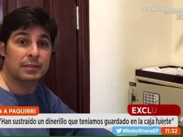 Frame 101.852111 de: Francisco Rivera denuncia que ha sufrido un robo en México