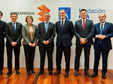 Atresmedia y Fundación AXA renuevan su compromiso en Ponle Freno y Constantes y Vitales