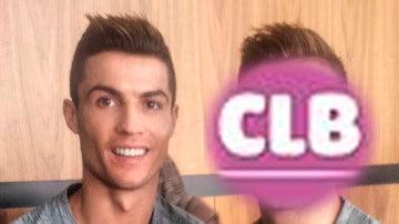 El doble de Cristiano Ronaldo