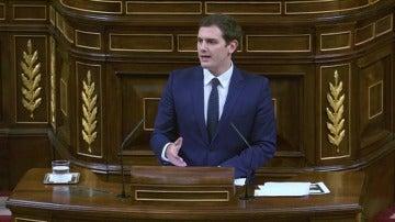 Frame 0.89963 de: El Congreso da luz verde a la tramitación de la Ley integral contra la corrupción presentada por Ciudadanos