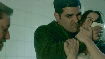 Blanca, secuestrada por Carlos Meyer tras conocer la verdad