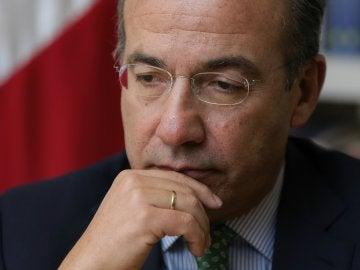 Felipe Calderón, expresidente mexicano