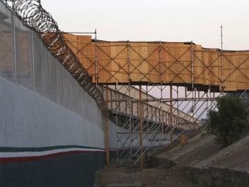 Muro fronterizo de EEUU y México