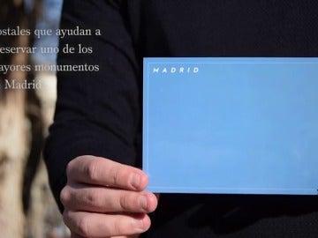 Frame 28.633204 de: El cielo de Madrid en cuatro postales, la campaña de Ecologistas en Acción animar a reducir la contaminación
