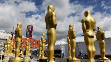 Todo preparado para los Premios Oscar