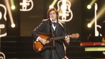 David Guapo resucita a la leyenda del country Johnny Cash con 'Folsom prison blues'