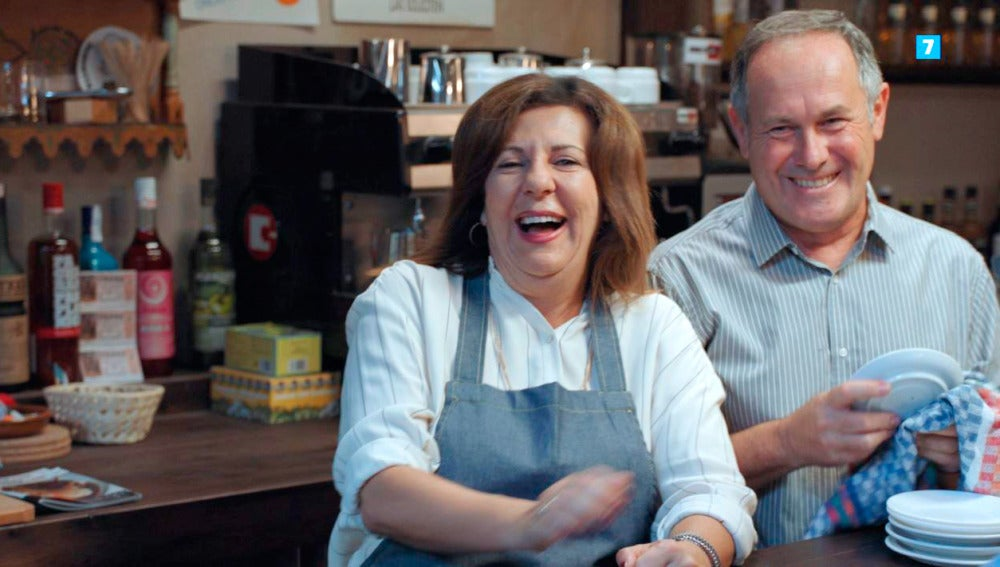 Las risas se instalan en el norte en la nueva temporada de 'Allí Abajo'