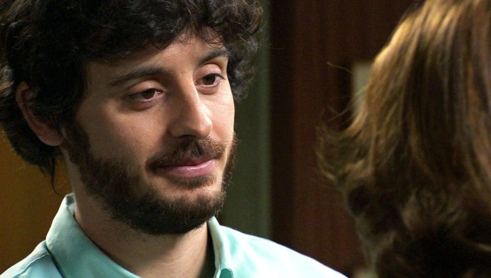 """El corazón de Jaime hablará ante Nuria: """"Te quiero a ti"""""""