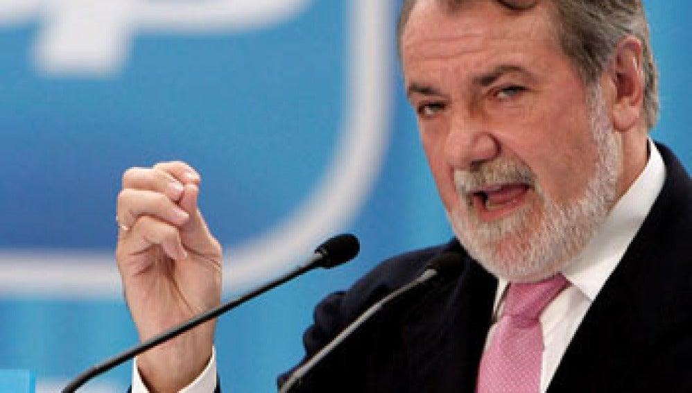 Mayor Oreja, eurodiputado del PP