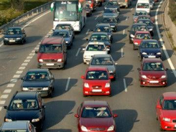 La N-320 a su paso por El Casar de Talamanca, la carretera más peligrosa de España