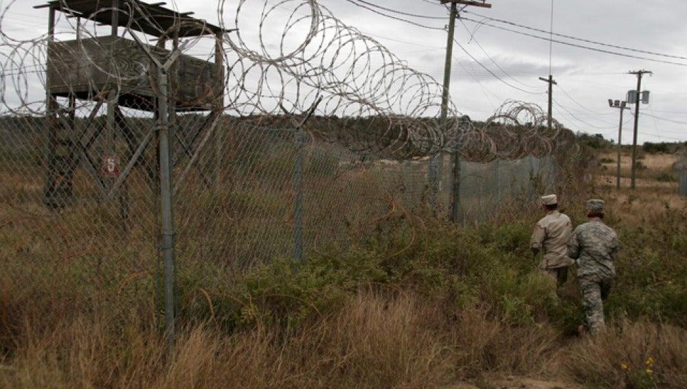 La base de Guantánamo