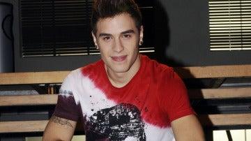 Adrián Rodríguez es David