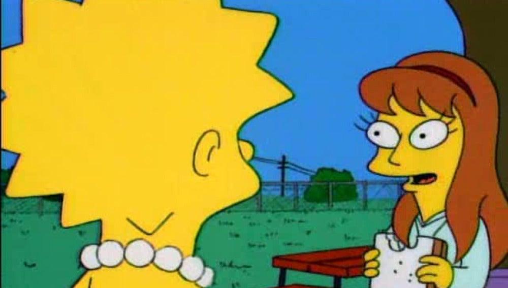 """""""La rival de Lisa"""""""