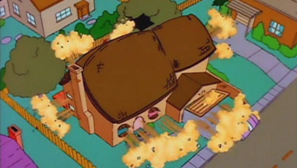 Capítulo 77 Los Simpsons