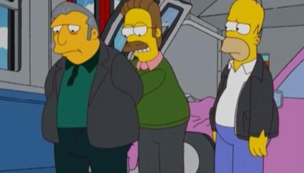 Los Simpson, 421