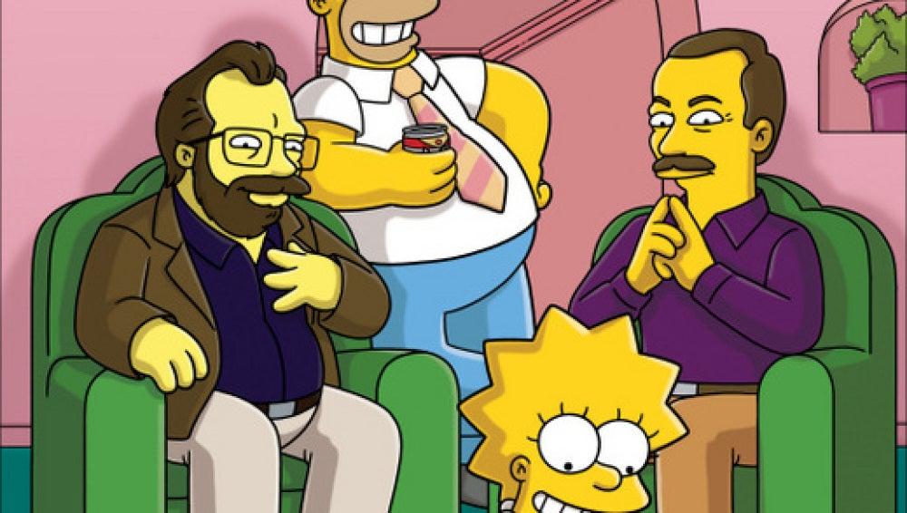 """Capítulo 426: """"Homer y Lisa tienen unas palabras"""""""