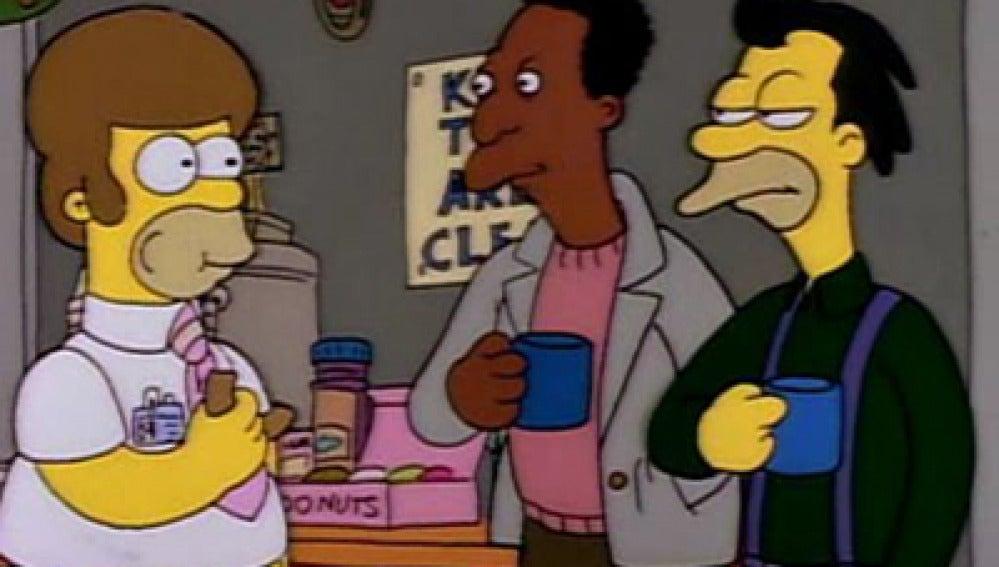 Los Simpson, capítulo 15