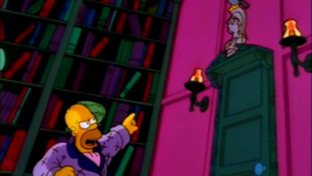 Los Simpson, capítulo 16