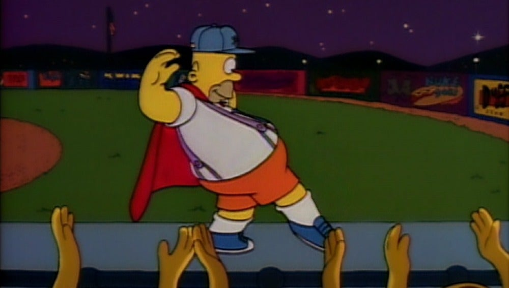 Los Simpson, capítulo 18