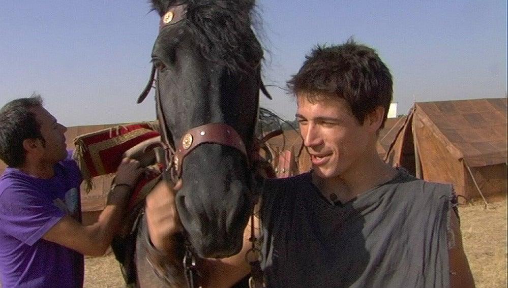 Los caballos de Hispania