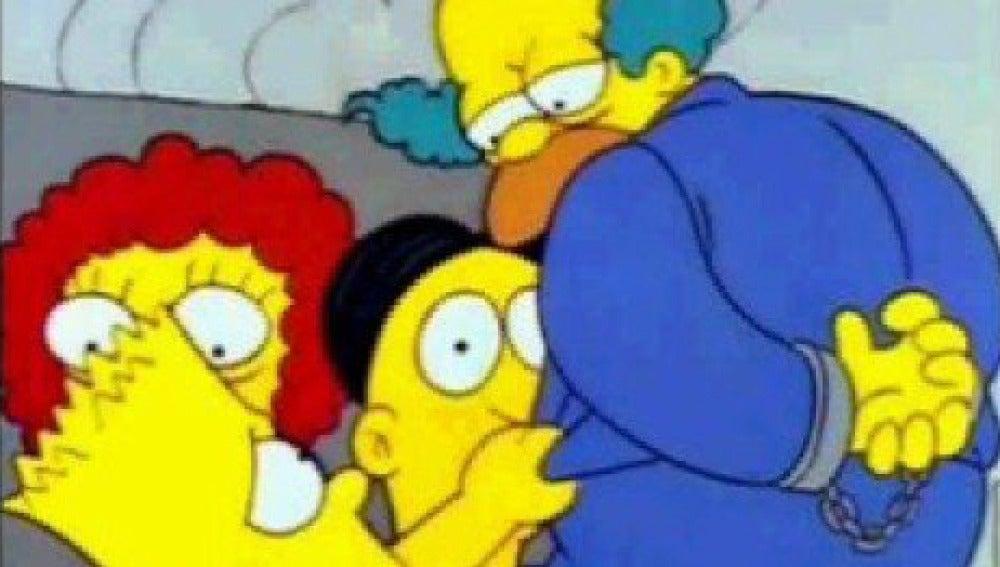 Los Simpson, capítulo 12