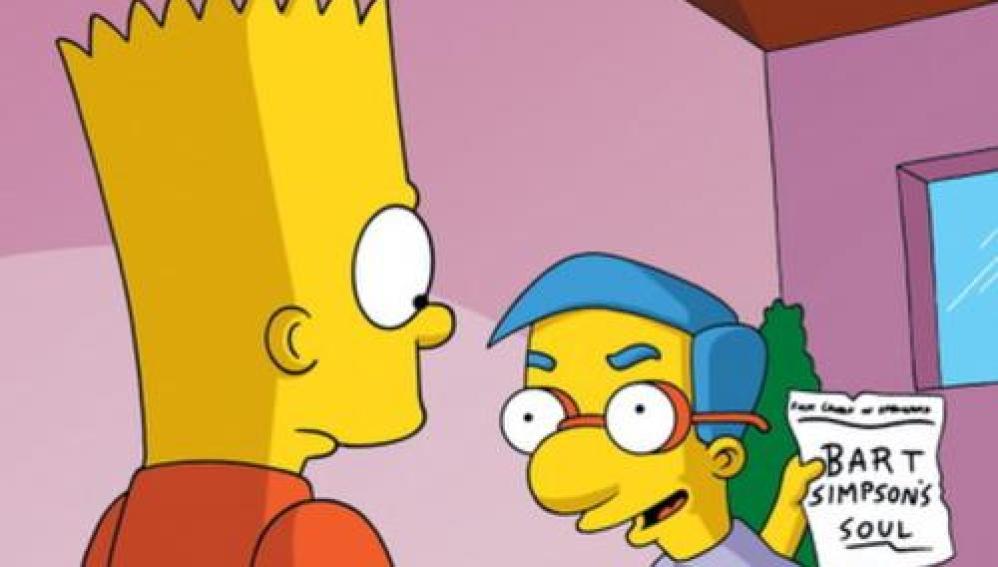 Los Simpson, capítulo 132