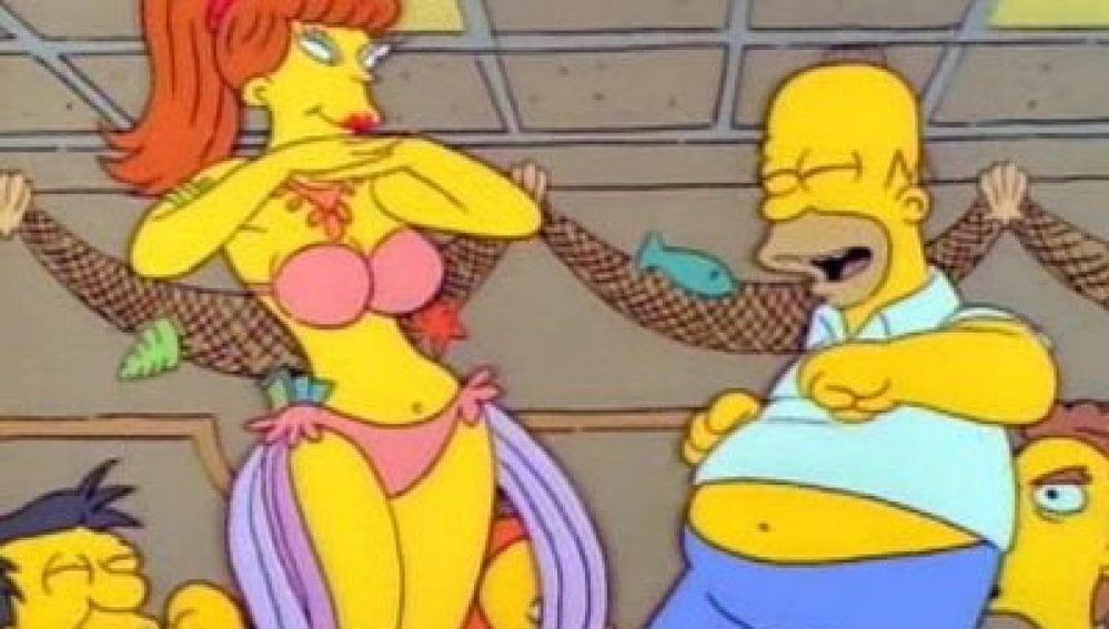 Los Simpson, capítulo 10