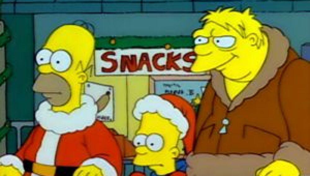 Los Simpson, capítulo 1