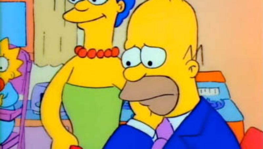 Los Simpson, capítulo 3