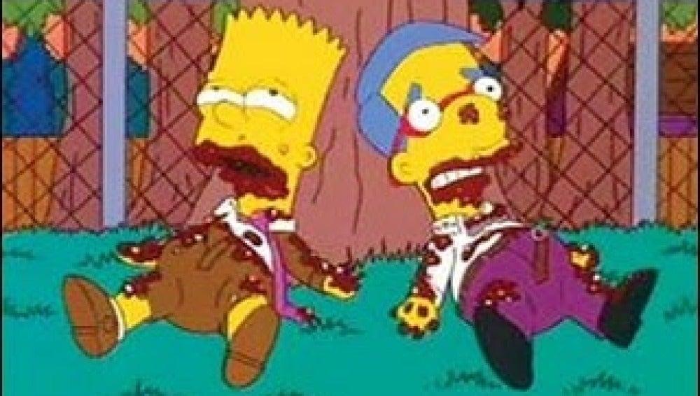 Los Simpson, capítulo 267