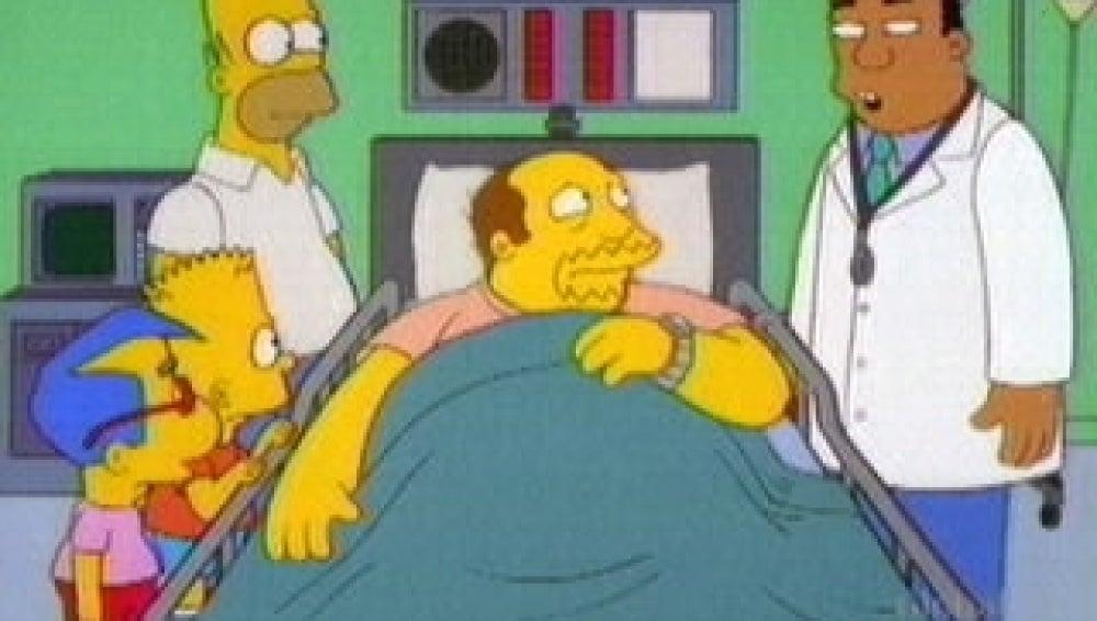 Los Simpson, capítulo 259
