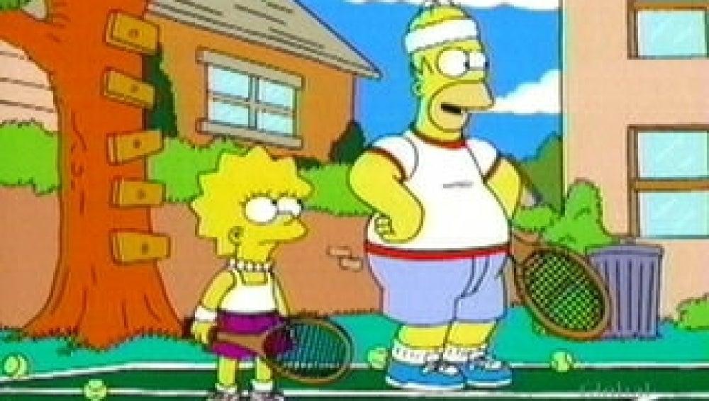 Los Simpson, capítulo 260