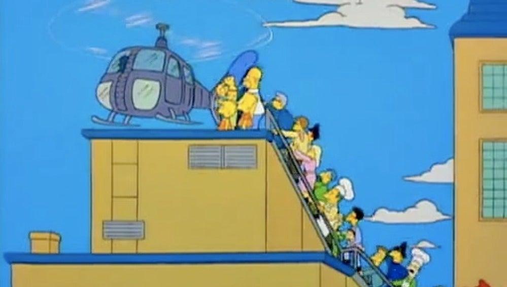 Los Simpson, capítulo 310
