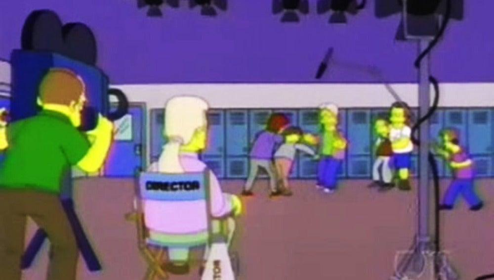 Los Simpson, capítulo 280