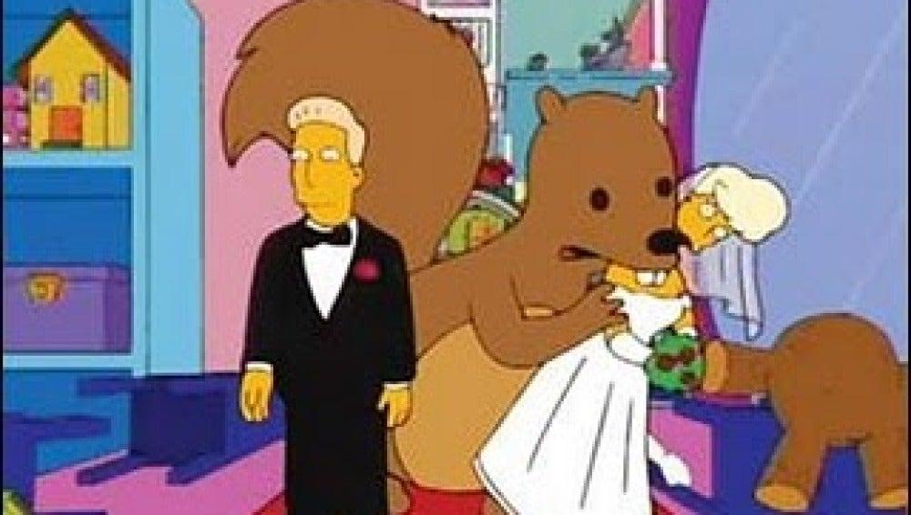 Los Simpson, capítulo 305